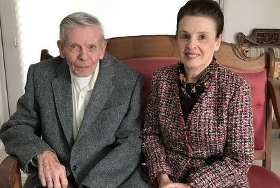 Mr. and Mrs. Mrozinski