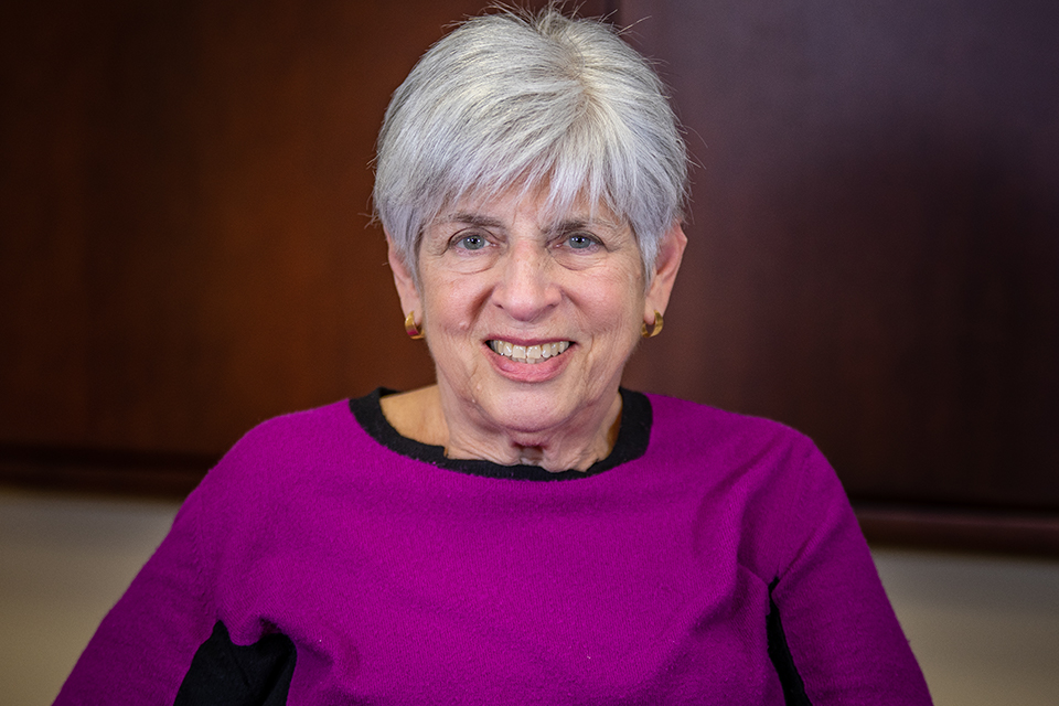 As West Virginia became the epicenter of the nation's opioid epidemic, donor dollars brought Dr. Judith Feinberg to the West Virginia University School of Medicine to expand research focused on the intersection of addiction and infectious disease.