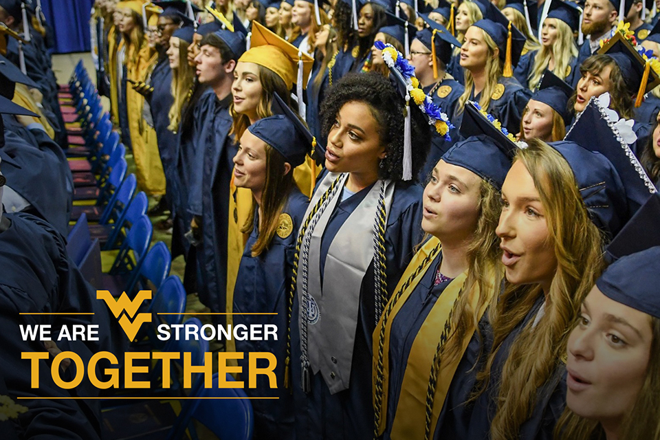 A special fundraising initiative launched this week urges West Virginia University alumni, donors and friends to help boost emergency unrestricted scholarship support for students facing unprecedented need due to the COVID-19 pandemic.
