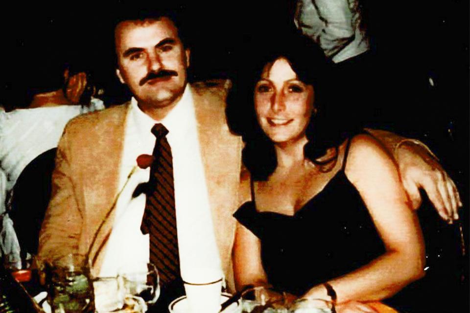Mickey and Deborah Knowles