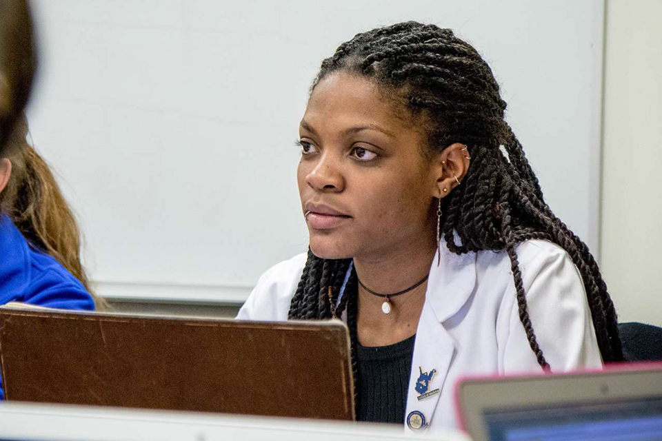 The WVU School of Medicine, including all undergraduate, professional and doctoral programs, serves more than 2,500 students.