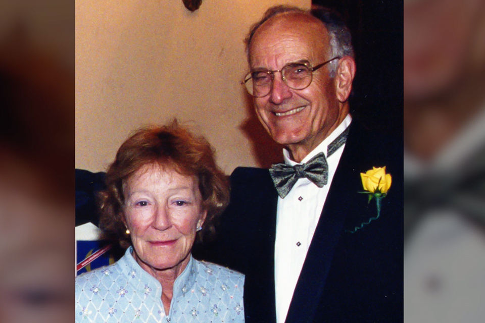 Jack and June Chambers