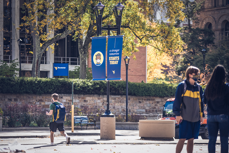 """As of mid-October, 236 WVU students had been awarded $266,502 in scholarships provided through """"We Are Stronger Together,"""" a special fundraising initiative launched by the WVU Foundation."""