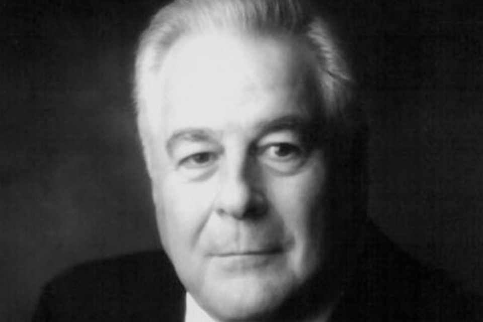 West Virginia University alumnus George R. Farmer Jr. was a successful attorney who devoted his career to carrying on the giving tradition of one of West Virginia's most celebrated benefactors.