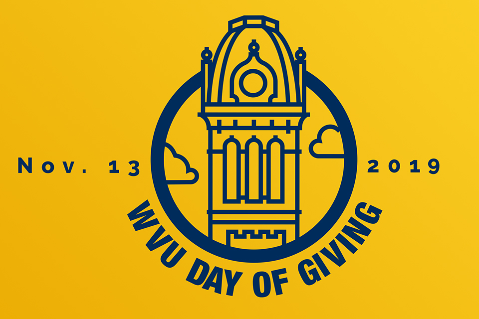 Nov. 13, 2019. WVU Day of Giving.